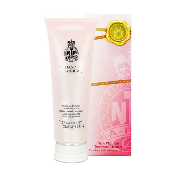 Picture of A-PAB NTP Nano Platinum Treatment Cleanser 120g