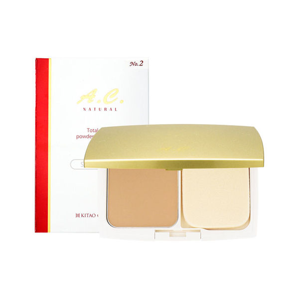 Picture of A.C. Natural Total Cover Powdery Foundation SPF41 #2 11.5g