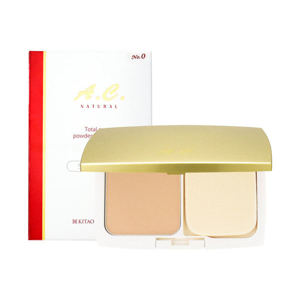 Picture of A.C. Natural Total Cover Powdery Foundation SPF41 #0 11.5g