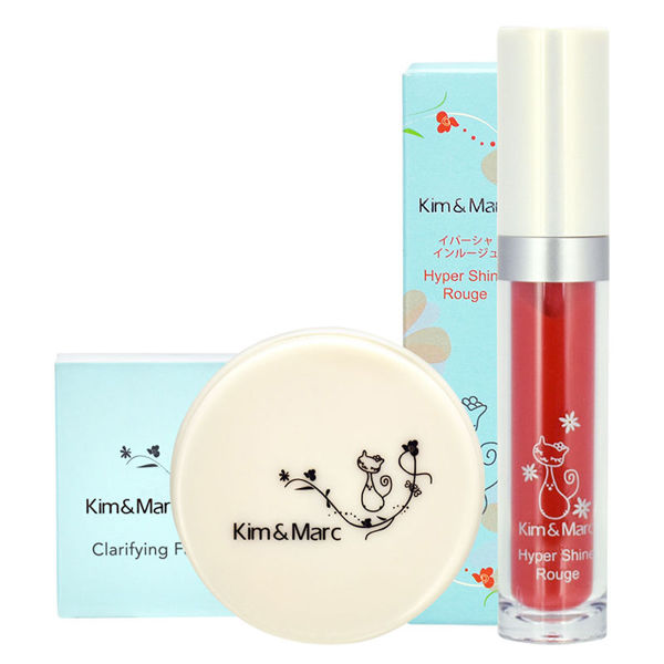 Picture of KIM & MARC Hyper Shine Rouge #04 6g