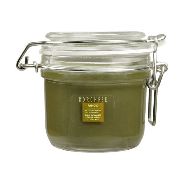 Picture of BORGHESE Fango Active Mud For Face and body Deep Cleansing Mask (Green) 212g