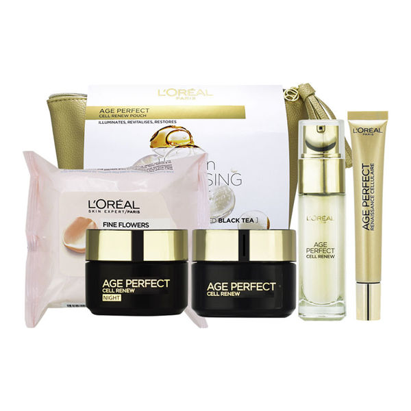 Picture of L'Oreal Paris Age Perfect Cell Renew 5pcs