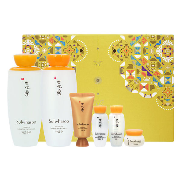 Picture of Sulwhasoo 雪花秀 Essential Skincare Travel Exclusive 6pcs set