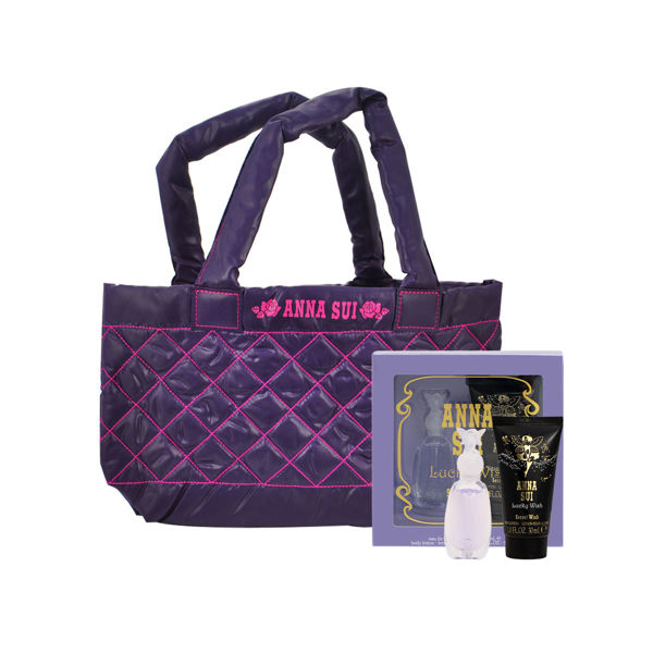 Picture of Anna Sui Limited Edition Set 06  (Perfume set +Tote Bag )